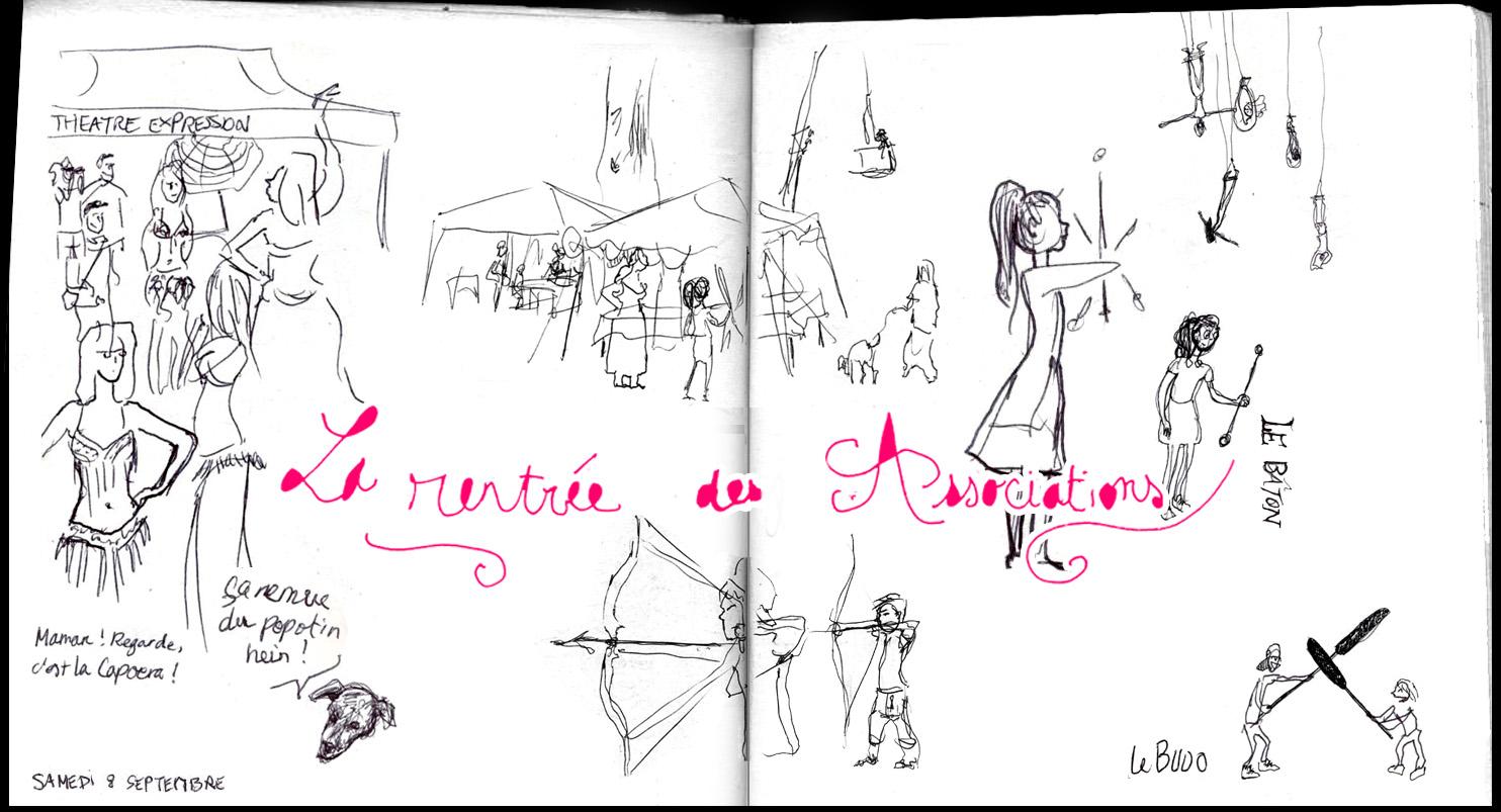 Rentrée des associations à Blanquefort