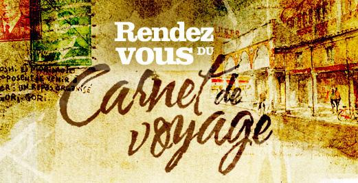 Rendez-vous du carnet de Voyage