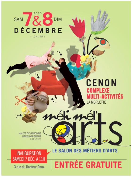les 7 et 8 décembre à Cenon