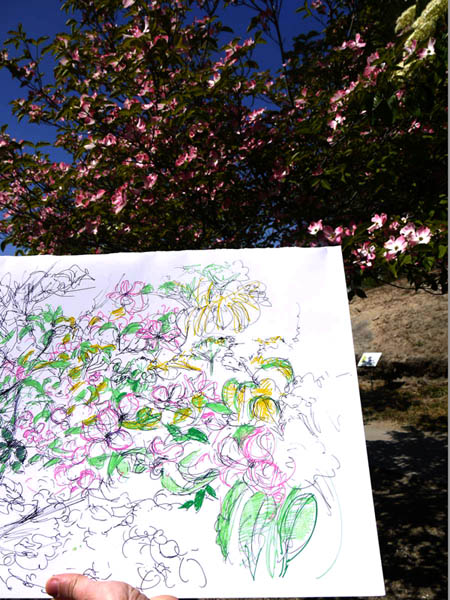 Sketchcrawl Bordeaux #3