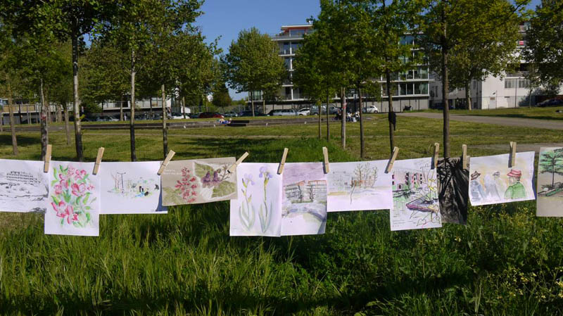Sketchcrawl Bordeaux #3