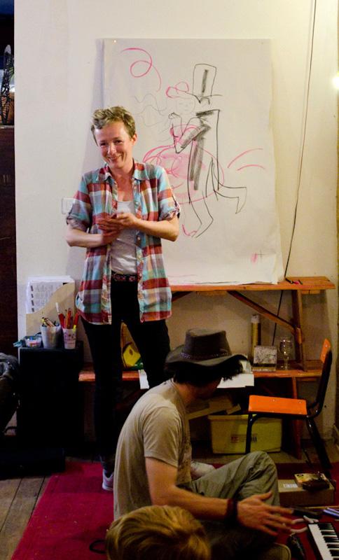conte dessiné bordeaux Julie Blaquié