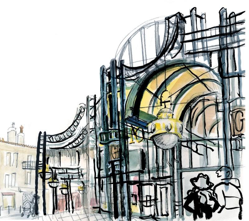 Atelier Carnet de Voyage Bordeaux