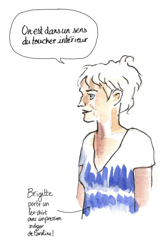Julie Blaquié illustration Bordeaux