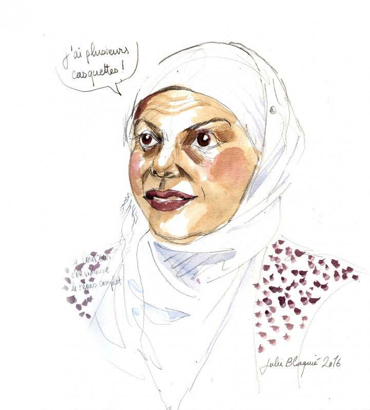 Graines de solidarité, Julie Blaquié, carnet de voyage, Bordeaux