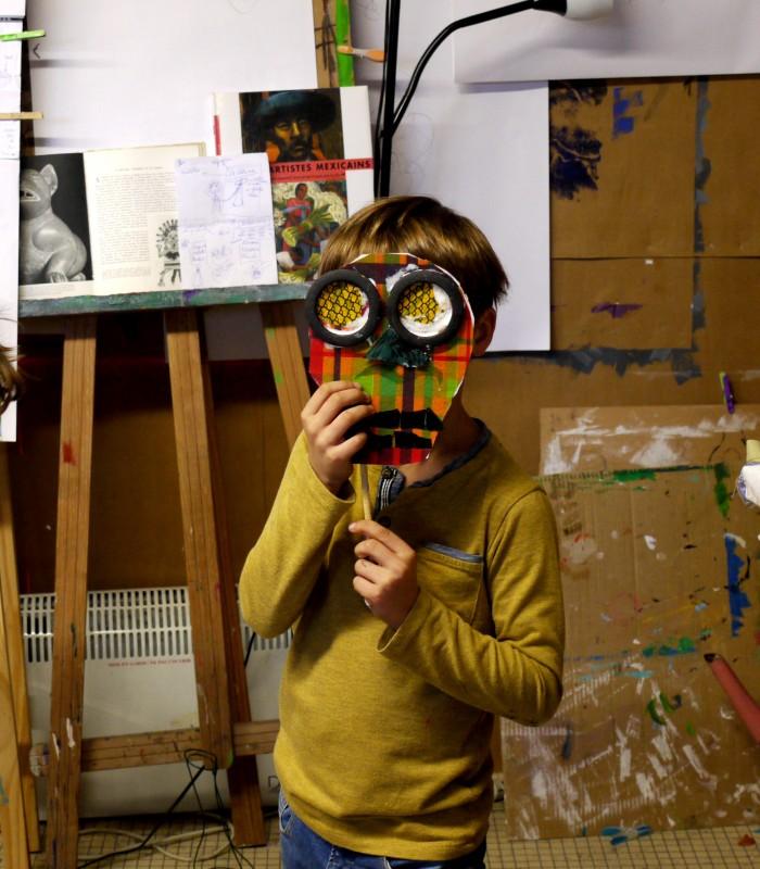 atelier créatif, atelier arts plastiques, apprendre à dessiner, peindre, Bordeaux, Julie Blaquié