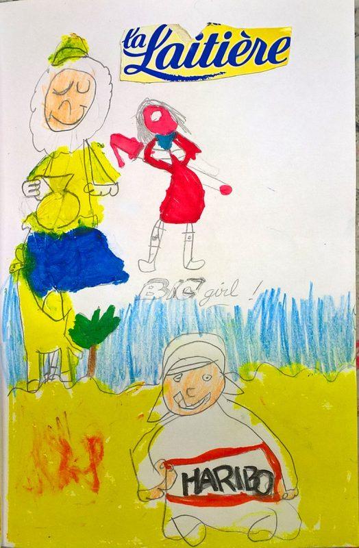 julie blaquié illustration, atelier arts plastiques Bordeaux, atelier dessin, atelier BD, sortie culturelle enfants bordeaux