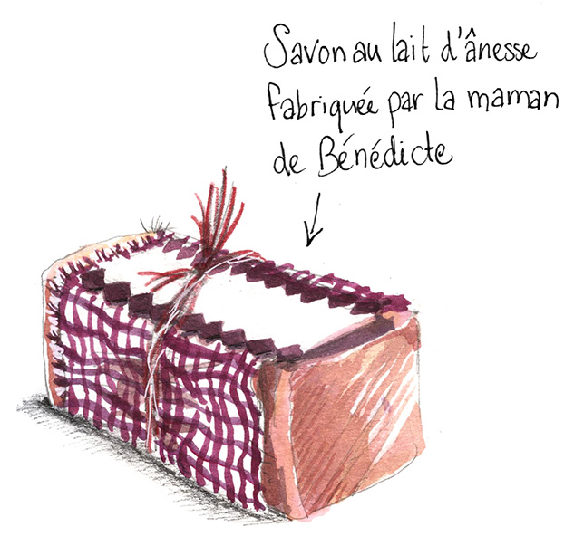 la grosse situation, Julie Blaquié illustration Bordeaux, Caroline Cochet