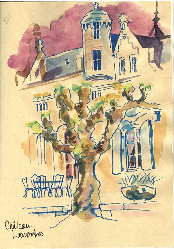 sketchcrawl bordeaux