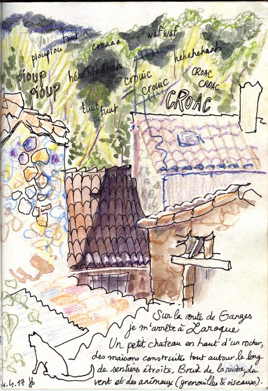 Julie Blaquie illustration Bordeaux